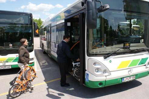 Mestni prevoz