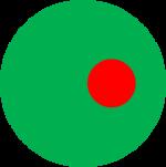 Zelena in rdeča